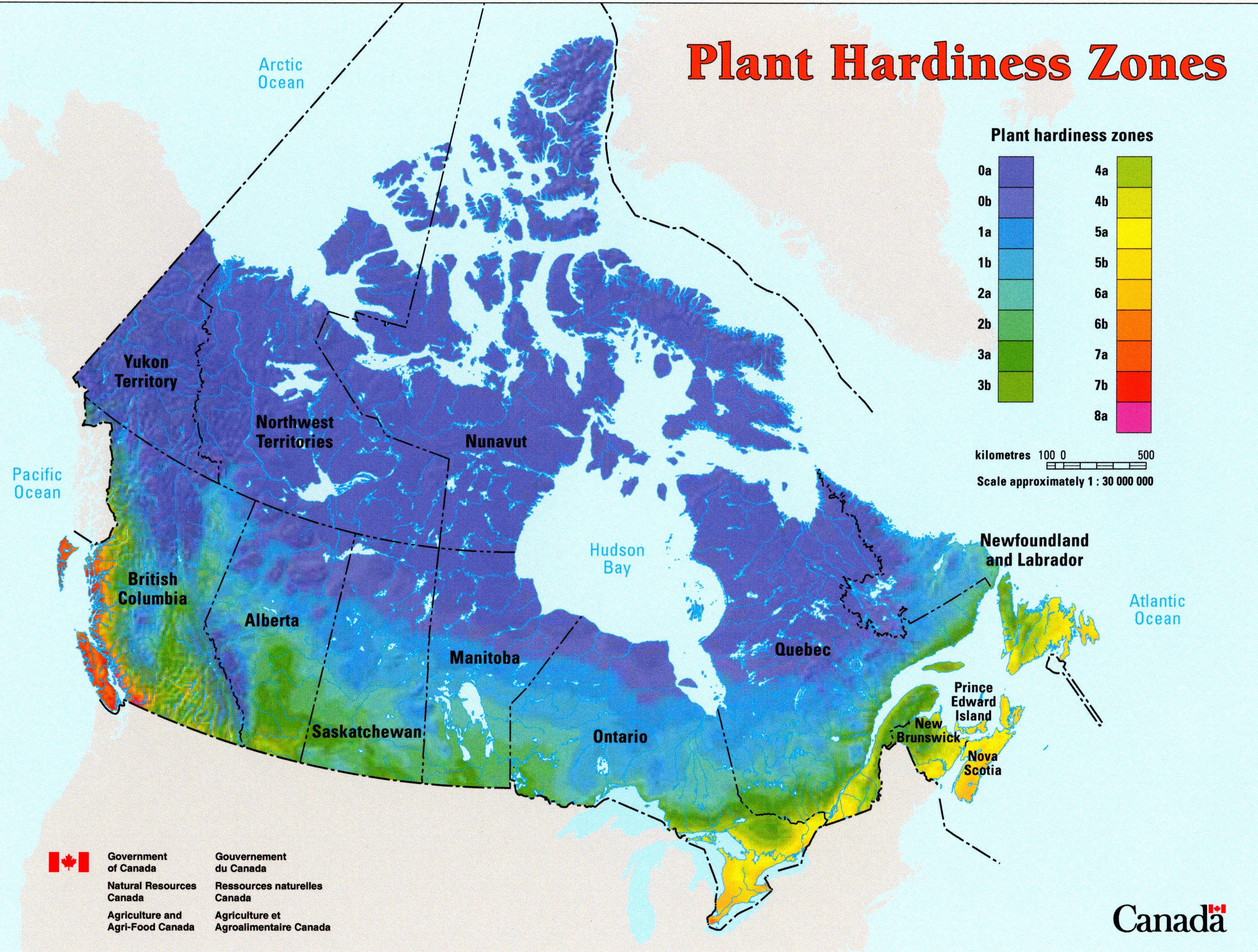 Forest Classification Natural Resources Canada - Map of north america climate